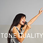 Vocal exercises for getting get a beautiful, angelic tone quality